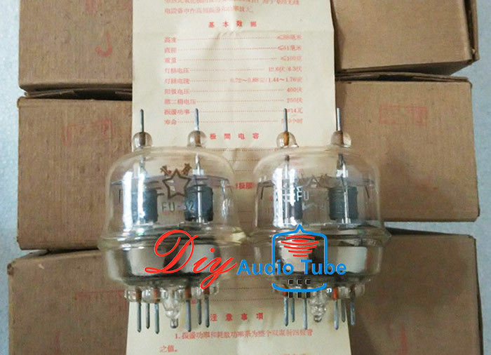 Tetrode Valve Vintage Vacuum Tubes NEW Old Stock With 7 Pins Base NOS FU32